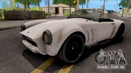 Declasse Mamba GTA V SA Style para GTA San Andreas