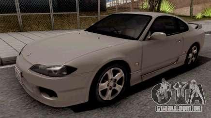 Nissan Silvia S15 Grey para GTA San Andreas