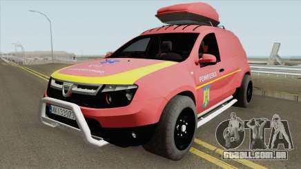 Dacia Duster - Pompierii 2010 para GTA San Andreas