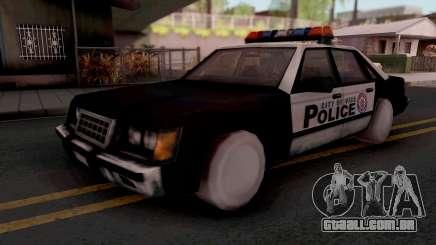 Police Car GTA VC para GTA San Andreas
