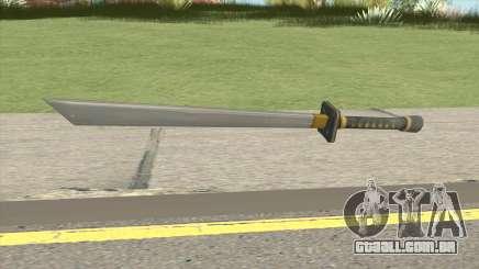 Katana (Fortnite) para GTA San Andreas