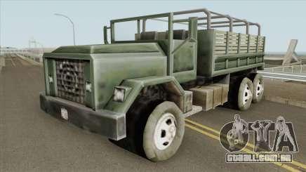 Barracks OL GTA III para GTA San Andreas