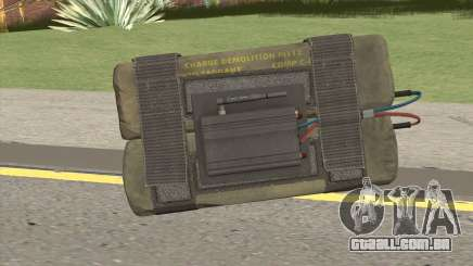 Remote Explosives HQ para GTA San Andreas