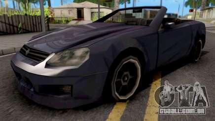 Benefactor Feltzer IV SA Style para GTA San Andreas