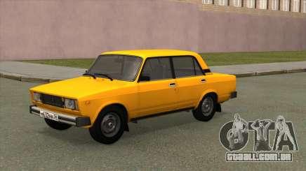 VAZ 2105 Stoke para GTA San Andreas