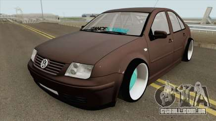 Volkswagen Bora Stance HQ para GTA San Andreas