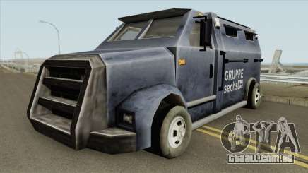 Securicar GTA III para GTA San Andreas