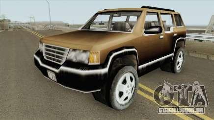 Landstalker GTA III para GTA San Andreas