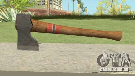 Hatchet (Clean) GTA V para GTA San Andreas