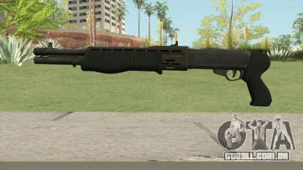 Combat Shotgun HQ para GTA San Andreas