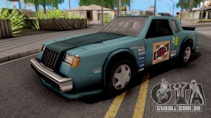 Hotring Racer B GTA VC para GTA San Andreas