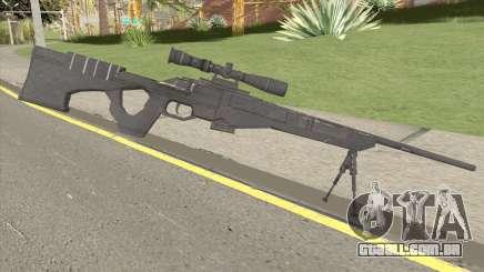 New Sniper Rifle MQ para GTA San Andreas