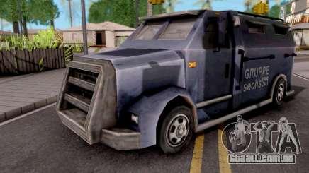 Securicar GTA VC para GTA San Andreas