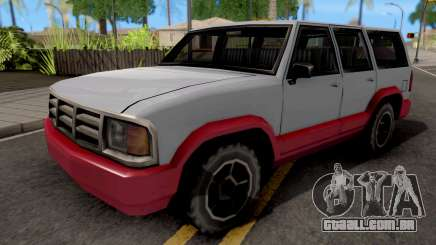 Declasse Scantler para GTA San Andreas