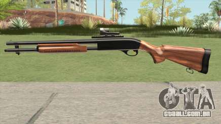 Shotgun (High Quality) para GTA San Andreas