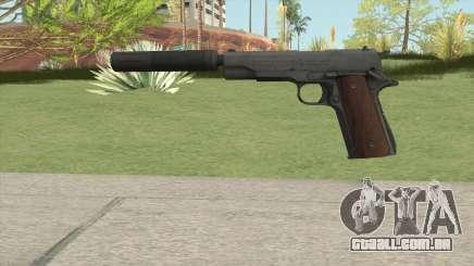 Silenced Pistol HQ para GTA San Andreas