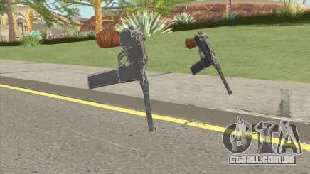 Mauser M712 Extended (Sniper Elite 4) para GTA San Andreas