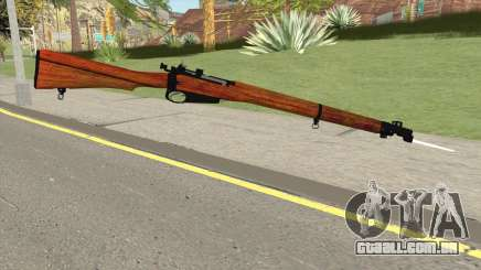 New Rifle High Quality para GTA San Andreas