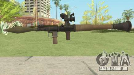 RPG 7 (Medal Of Honor 2010) para GTA San Andreas