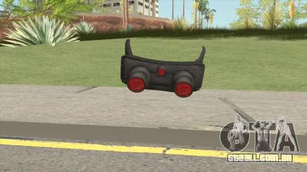 Infrared Goggles HQ para GTA San Andreas