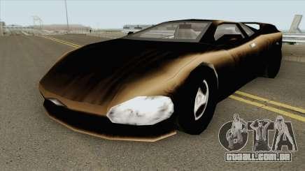 Infernus GTA III para GTA San Andreas