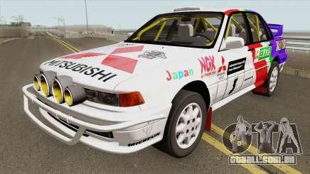 Mitsubishi Galant VR-4 E39A 1987 para GTA San Andreas