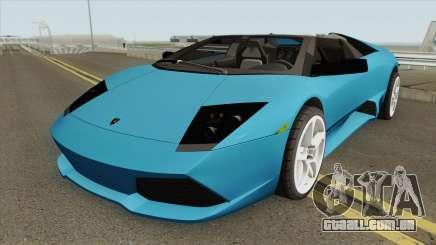 Lamborghini Murcielago LP640 Roadster para GTA San Andreas