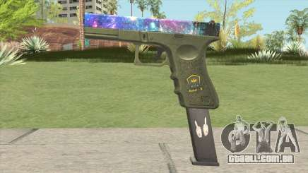 Desert Eagle (Ticket Skin) para GTA San Andreas