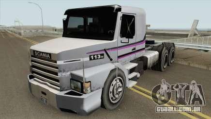 Scania 113H SA Style para GTA San Andreas