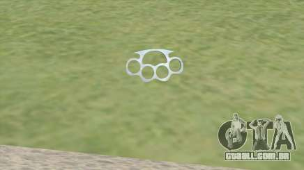 Brass Knuckles HQ para GTA San Andreas
