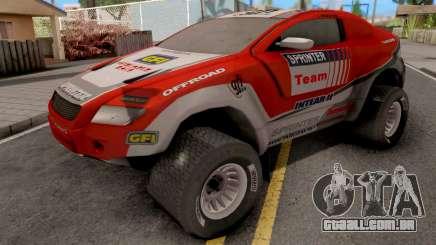 Sprinter Dakar para GTA San Andreas