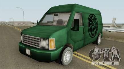Toyz Van GTA III para GTA San Andreas