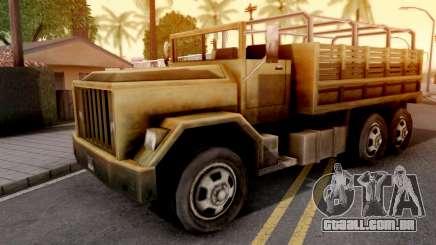 Barracks OL GTA VC para GTA San Andreas