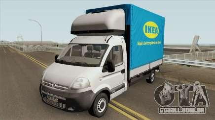 Opel Movano Ikea Transporter para GTA San Andreas