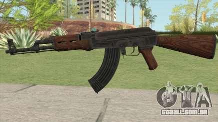 AK 47 HQ para GTA San Andreas