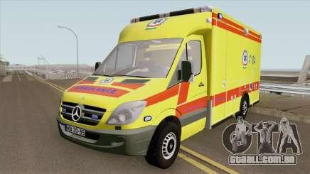 Mercedes-Benz Sprinter V2 (Magyar) para GTA San Andreas