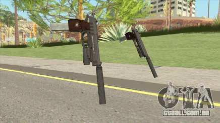 Hawk And Little Pistol (Black Tint) V2 GTA V para GTA San Andreas