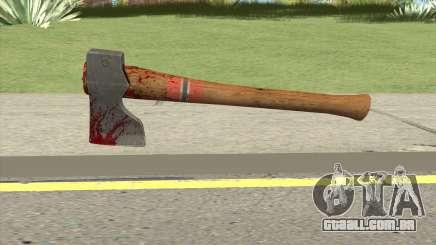Hatchet (Bloody) GTA V para GTA San Andreas