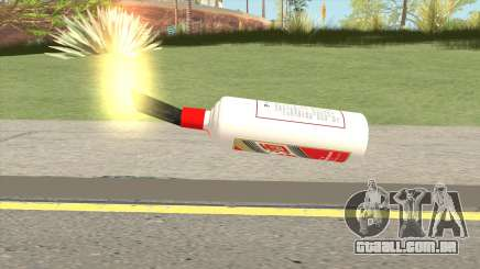 New Molotov Cocktail para GTA San Andreas