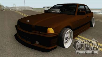 BMW E36 Coupe MQ para GTA San Andreas