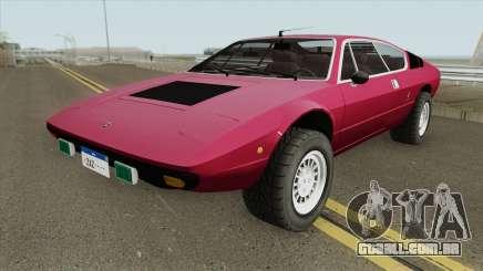 Lamborghini Urraco para GTA San Andreas