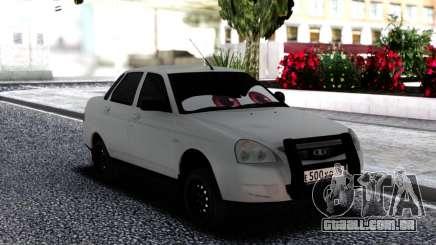 Lada Priora Olhos para GTA San Andreas