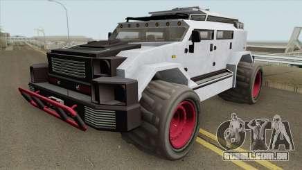 HVY Menacer GTA V HQ para GTA San Andreas