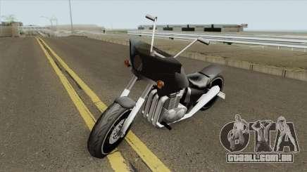 Lion para GTA San Andreas