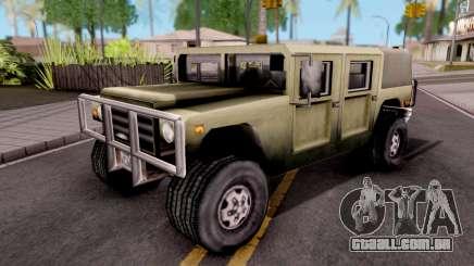 Patriot GTA VC para GTA San Andreas