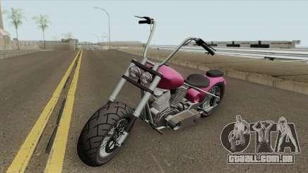 Zombie Estilo GTA V para GTA San Andreas