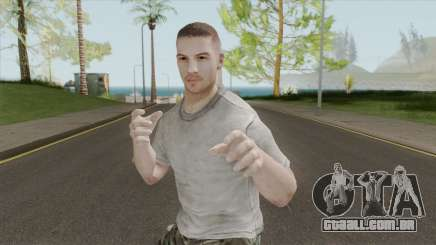 Mark McKnight para GTA San Andreas