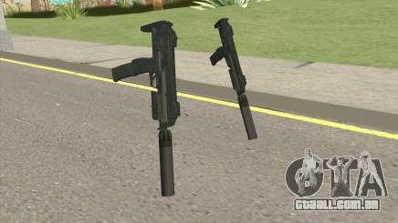 MP7 Silenced (Payday 2) para GTA San Andreas