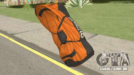PAYDAY 2 Thermal Drill Bag para GTA San Andreas