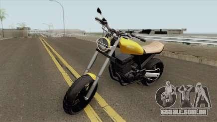 Paragon (Honda Twister 250) para GTA San Andreas